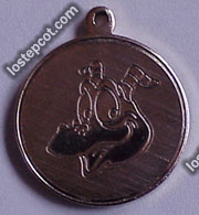 Figment necklace round