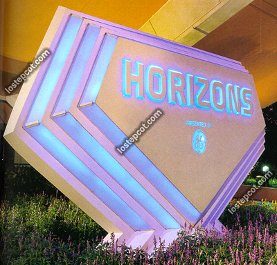 Horizon sign