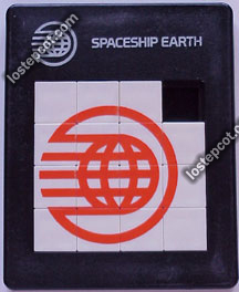Spaceship Earth puzzle