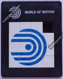 World of Motion puzzle